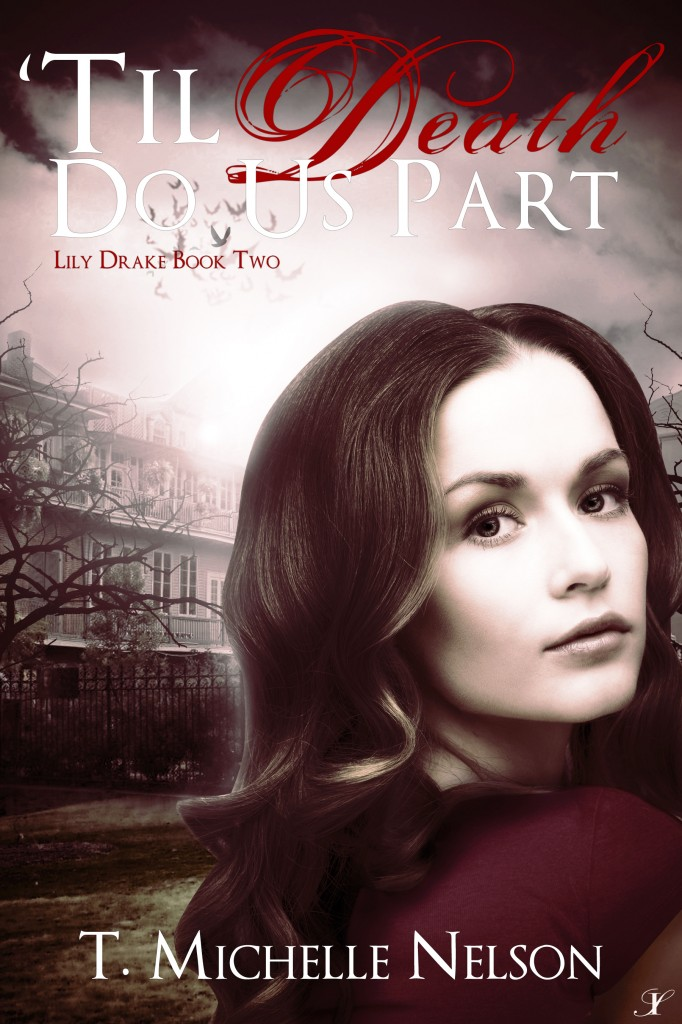 Cover Reveal Till Death Do Us Part – Lily Drake #2