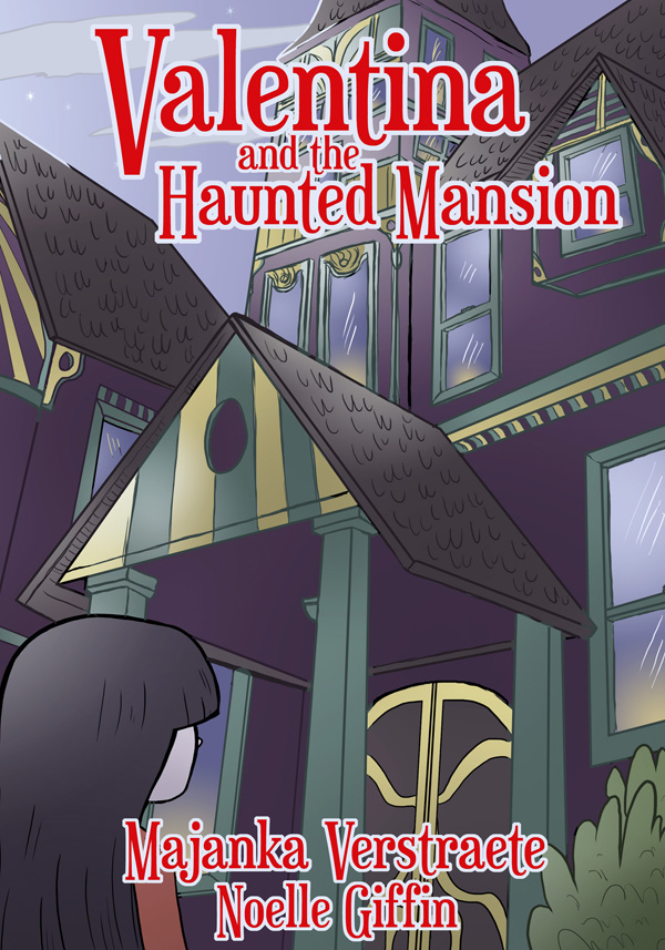 Happy Release Day Valentina and the Haunted Mansion!