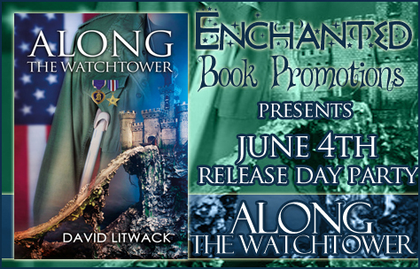 Release Day Party Along The Watchtower