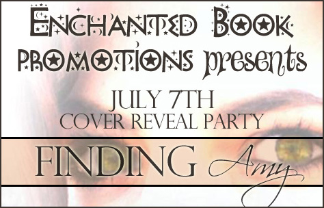 Cover Reveal Party Finding Amy