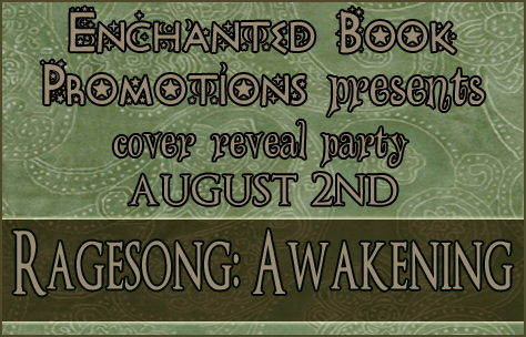 Cover Reveal Party Ragesong: Awakening