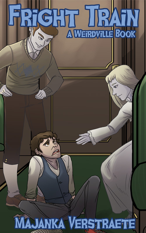 Welcome to Weirdville: Fright Train