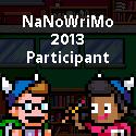 I won NaNoWriMo (with a few days to spare)