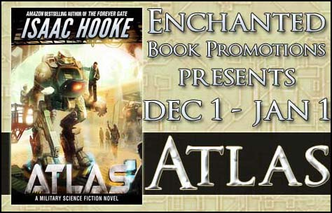 Book Excerpt and Giveaway from Atlas
