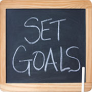 Monthly Goals August 2014