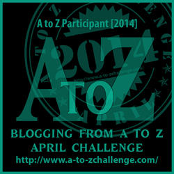 Blogging from A to Z challenge: B is for Breaking Rules