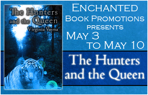 Author Interview with Virginia Vayna