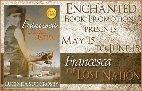 Author Interview with Lucinda Sue Crosby