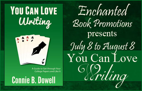 Author Interview with Connie B. Dowell