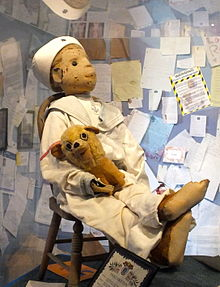 Haunted Dolls: Robert the Doll