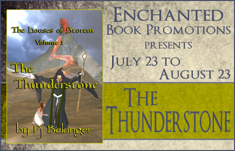 Author Interview with Pj Belanger