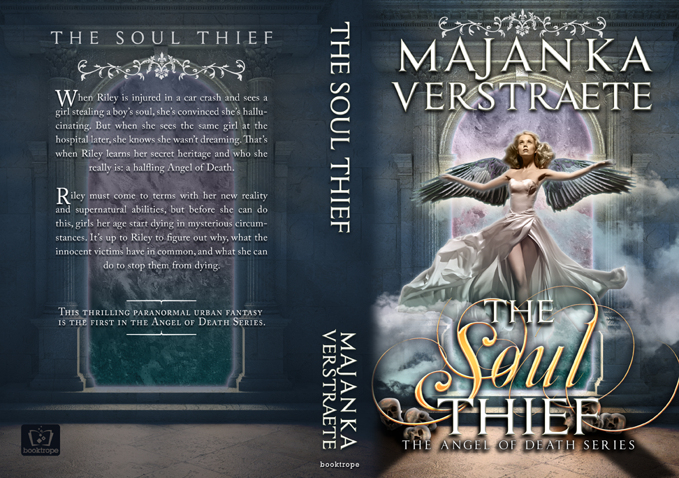 Cover Reveal Party for The Soul Thief