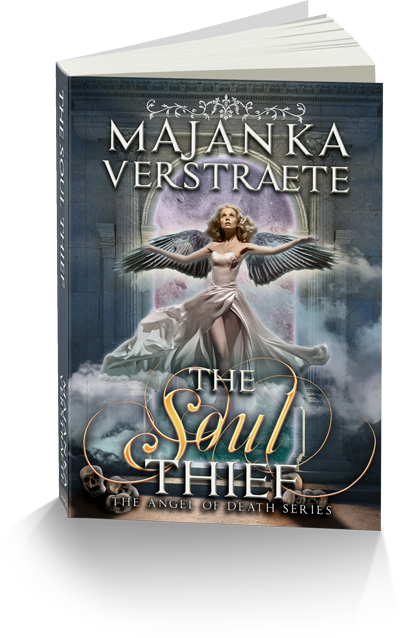 Sign up for The Soul Thief Book Tour