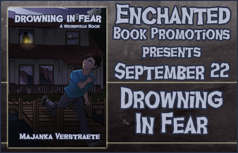 Release Day Drowning in Fear