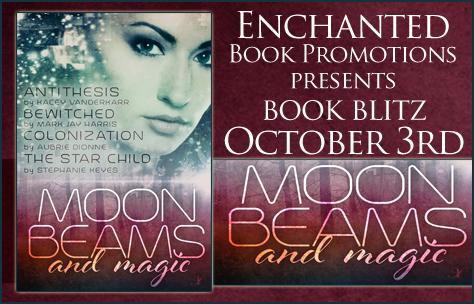 Book Blitz Moon Beams and Magic