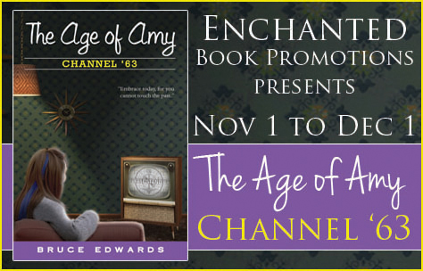 Book Excerpt from The Age of Amy: Channel '63