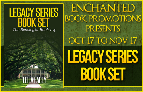 Author Interview with Leila Lacey