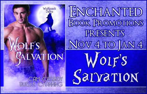 Promo and Giveaway Wolf's Salvation