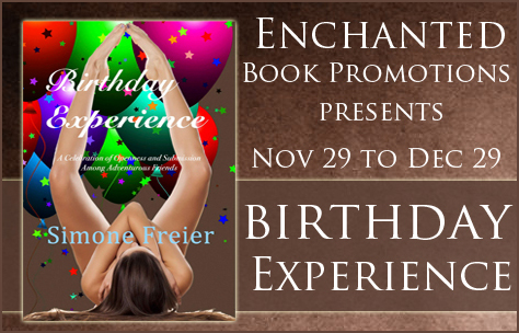 Book Excerpt from Birthday Experience