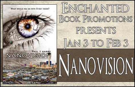 Author Interview Nanovision Tour