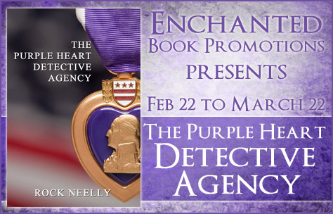 Proomo Post The Purple Heart Detective Agency