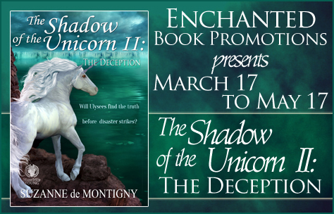 Author Interview with Suzanne de Montigny