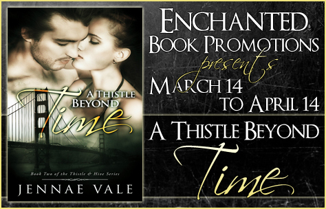 Book Excerpt from A Thistle Beyond Time