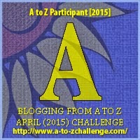 A to Z Challenge: A is for April Goals