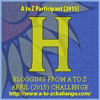 A to Z Challenge: H is for Helping
