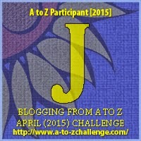 Blogging A to Z Challenge: J is for Jealousy