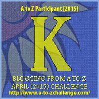 Blogging A to Z Challenge: K is for Killing