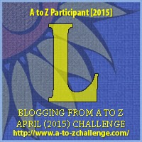 Blogging A to Z Challenge: L is for Labelling