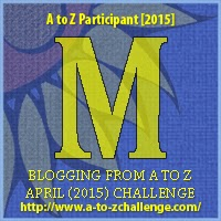 Blogging A to Z Challenge: M is for Marketing