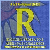 Blogging A to Z Challenge: R is for Rejection