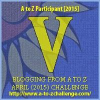 Blogging A to Z Challenge: V is for Vampires