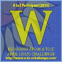 Blogging A to Z Challenge: W is for WordPress