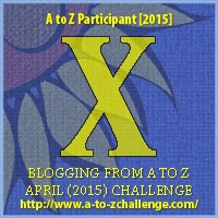 Blogging A to Z Challenge: X is for X-Files