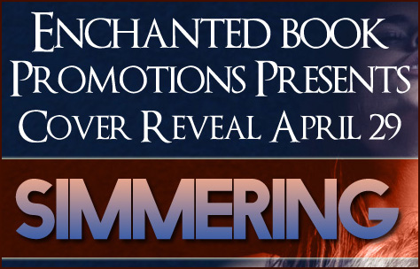 Cover Reveal Party Simmering by S.E. Rise