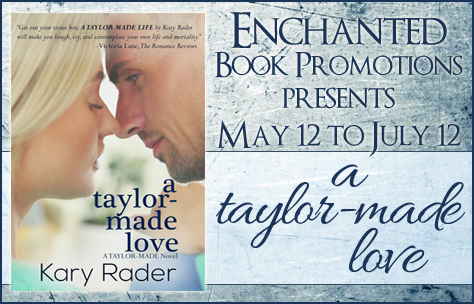 Author Interview A Taylor-Made Love