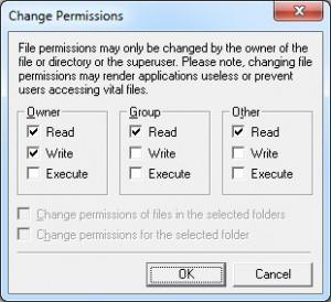 filepermissions