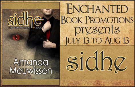 Author Interview Sidhe Book Tour
