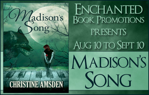 Author Interview with Christine Amsden
