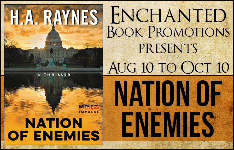 Author Interview with H.A. Raynes