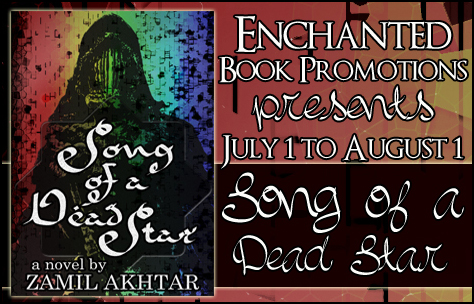 Author Interview with Zamil Akhtar