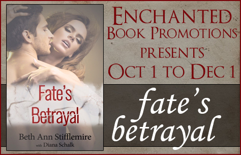 Book Excerpt from Fate's Betrayal