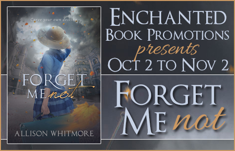 Author Interview with Allison Whitmore