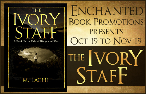 Author Interview with M. Lachi