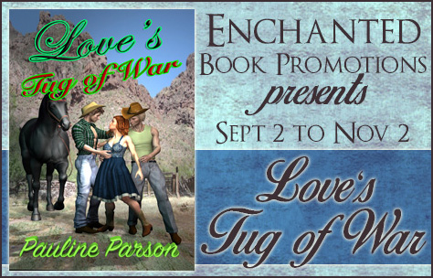 Author Interview with Pauline Parson