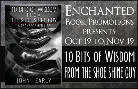 Author Interview with John Early