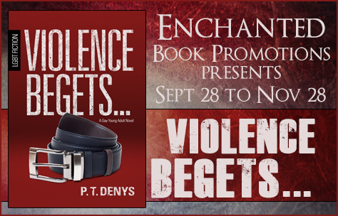 Author Interview with PT Denys